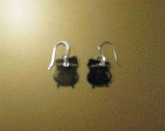 Cauldron earrings