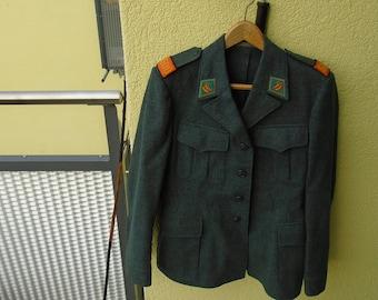 Swiss Military Uniform Jacket Trousers Uniform Cap