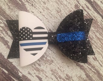 New Smaller Size! Thin Blue Line, Back the blue, PLM