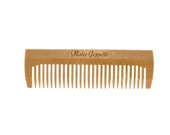 Wooden small comb