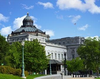 Washington DC Library of Congress