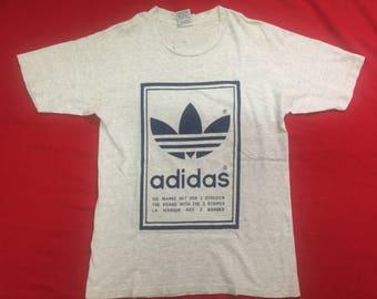 Authentic Vintage Adidas Big Logo