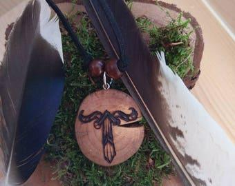 Irminsul Rune Pendant