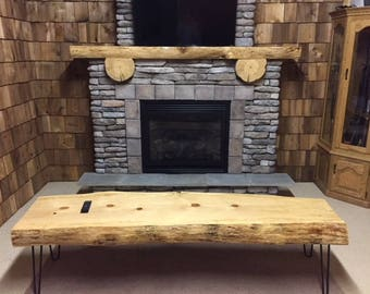 Fireplace Mantel Amp Corbels Knotty Alder Distressed Glazed