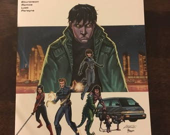 The 2nd Shift Trade Paperback