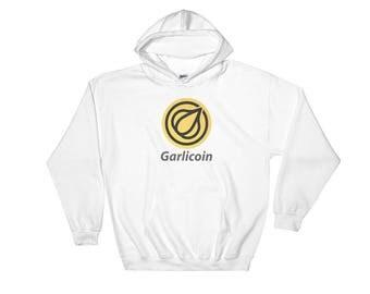 Garlicoin Hoodie (Centered)