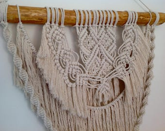 Macrame wall hanging #3 / home decor / handmade