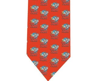 Tom and Jerry Tie