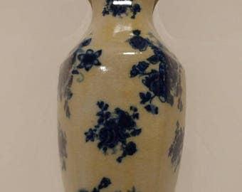 Formalities Baum Bros  Pottery Hanging Vase / wall mount