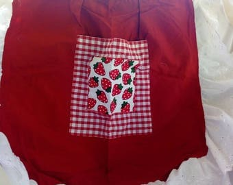 Patchwork Pinny