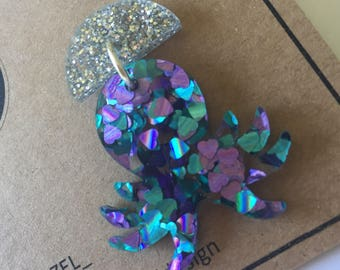 Octopus Glitter Dangles. You know you want them!!!