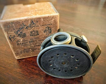 Rare Hardy Perfect 2 7/8″ Vintage Fly Reel