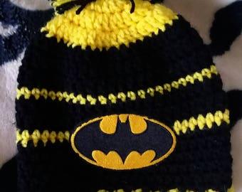 Adult Batman beanie