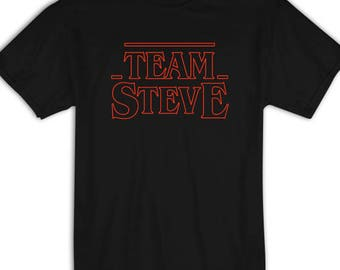Team Steve Shirt, Stranger Things Shirt, The Upside Down Tshirt, Steve Harrington, Mom of the Year, Joe Keery, Stranger Things T-Shirt