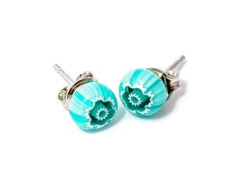 FANTEZIA - Murano Glass Hand-Made Earrings
