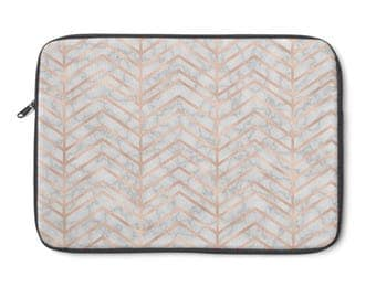 Luxury Marble Laptop Sleeve