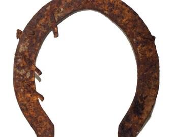 Vintage Horse Shoe - from Tenterfield, NSW Australia