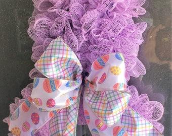 For Peep's Sake Purple Bunny