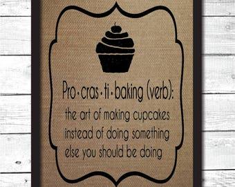baking, baking gift, baking art, baking wall art, baking wall decor, baking decorations, baker gift, gift for baker, bakery decoration