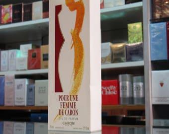 Pour un Femme de Caron Eau de Parfum 75ml EDP Spray