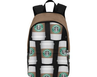 Coffee Cutie Backpack for Adults