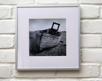 Original Framed Black and White Photograph