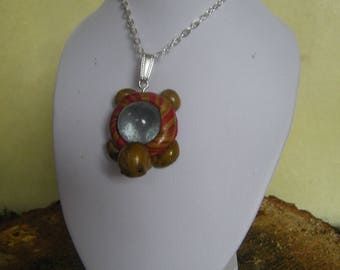 Turtle with Ball pendant