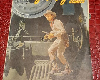 Roy Rogers Comics ((And Trigger, # 12  VOL 1)  1948