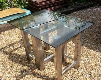 Deli Fridge Table