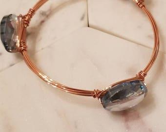 "The ""Girls love Diamonds"" bracelet"