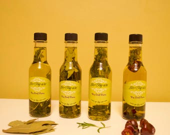Fig-a-Licious: Fig leaf Infused Extra Virgin Olive Oil