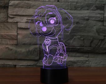 Paw Patrol Night light  (Sky)