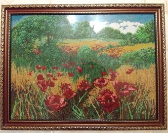 "Picture ""Poppies"" 2"