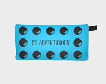 Pencil case / makeup case Be Adventurous