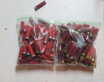 Empty Shotgun Shells 12 ga de-primed