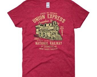 National Railway Women's short sleeve t-shirt