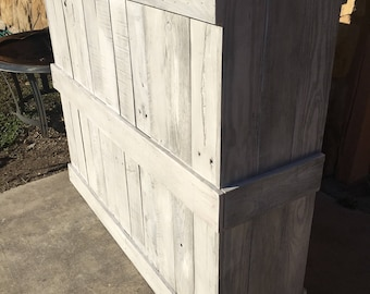 Entry way table (shelf)