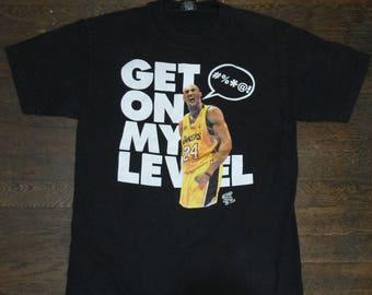 Vintage Kobe Bryant T shirt
