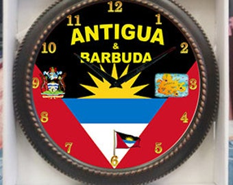 Antigua Clock Decor wall Clock