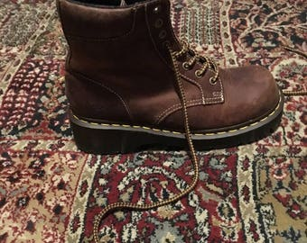Doc Marten Brown Boots