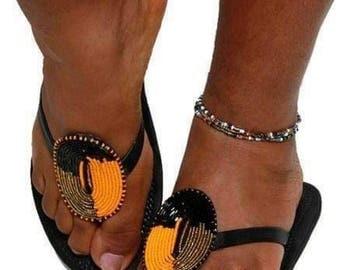 Maasai Dongo Sandals