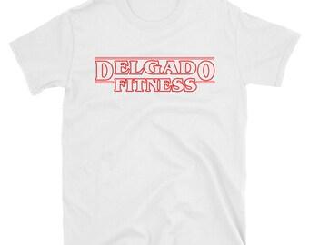 Mens Stranger Delgado Fitness