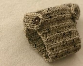 Baby Crochet Diaper Cover