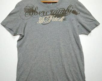 Vintage Abercrombie and Fitch Tshirt Medium