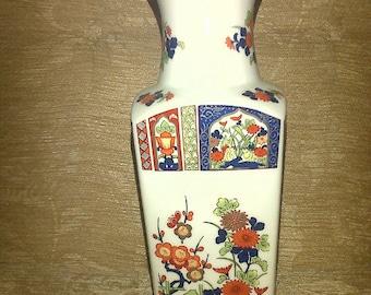 Beautiful vintage japanese vase