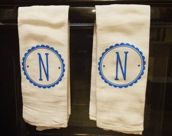 Personalized Dishtowels