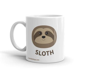 The Sloth Guy Mug