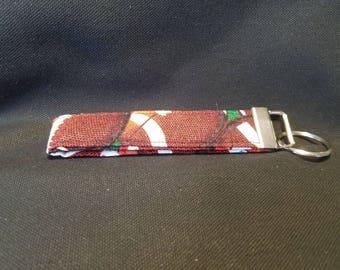 Hands-free key holder