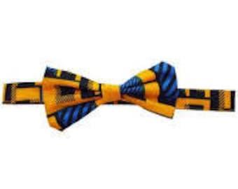 African bowtie, Ankara bowtie,