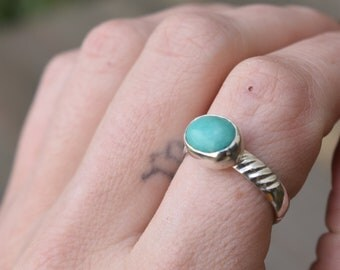 Dainty Turquoise Stacker